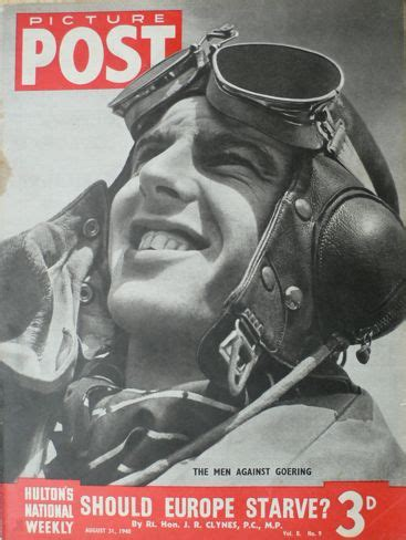 Cover of the Picture Post featuring Keith Gillman