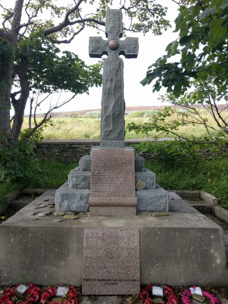 Rousey war memorial