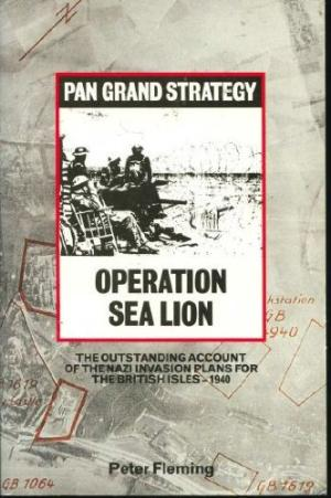 Cover of Operation Sea Lion